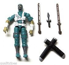 2004 Cobra Ninja Trooper - MINT - 100% Complete - Valor vs Venom.