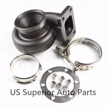 GT3071R GT3076R GT30 GTX30 Turbine Housing A/R .82 Vband Outlet 3'' Clamp Flange