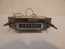 Vintage AUDIOVOX ID-400A Car Stereo OEM Factory Am/Fm 8 Track 1970's