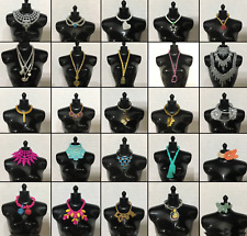 Barbie Doll Fashionistas My Scene Fashion Fever Model Necklace Jewelry - Choose
