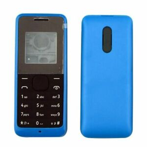 New Nokia 105 SIM Free Unlocked Mobile Phone Cheap Basic BLUE-1 YEAR WARRANTY