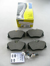 NEW JURID 571382J Front Brake Pads Set 0014200720 J For MERCEDES BENZ 1982-1996