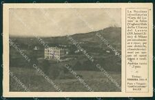 Pavia Godiasco Salice Terme ABRASA cartolina QT0184