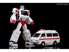 NEW Transformers Salus Voodoo Robots Masterpiece G1 Ratchet