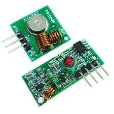 *USA* 315Mhz RF transmitter+receiver link kit for Arduino/ARM/MCU voltage 3v-12v