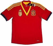 Spain 2012-13 *EURO CHAMPIONS* Home Jersey (XL) *BRAND NEW W/TAGS*