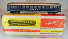 Fleischmann H0 1509 B Bausatz gebaut D-Zug Wagen Touropa der DB OVP #3912