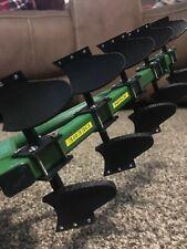 1/16 Custom Build John Deere 3 Point Hitch 5 Bottom Rollover Plow w / extension