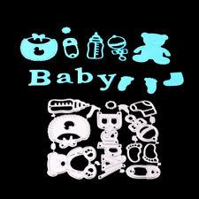 baby toy Metal Cutting Dies Stencil for DIY Scrapbook Album Paper Cards FY