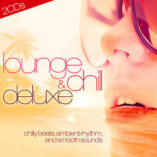 CD Lounge And Chill Deluxe d'Artistes divers 2CDs