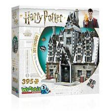 NEW! Wrebbit 3D Harry Potter Hogsmeade The Three Broomsticks 395 piece puzzle