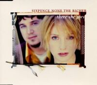 Six Pence None The Richer There she goes (1999) [Maxi-CD]