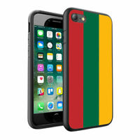 Lithuania Flag Printed Design Hard Case Cover for Various Phone Models - 0100