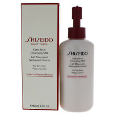 Extra Rich Cleansing Milk by Shiseido for Women - 4.2 oz Cleanser