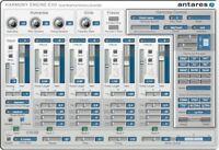 New Antares Harmony Engine EVO Vocal Modeling Harmony Plugin Mac PC VST AU RTAS