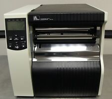 "Zebra 220Xi4 Direct Thermal Transfer 300DPI Network USB Label Printer 8.5"" Wide"
