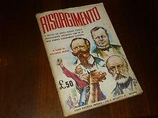 ALBUM FIGURINE RISORGIMENTO Ed. IMPERIA ANNI 60 COMPLETO - OTTIMO !!