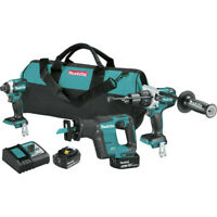 Makita XT336T 18V LXT Li-Ion 5.0 Ah 3-Piece Combo Kit New