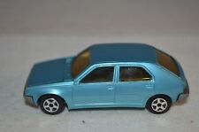 Norev 861 Renault 14 TL Jet-car blue 1:43 very near mint condition