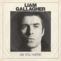 Liam Gallagher - As You Were (CD, Oct-2017, Warner) - BRAND NEW SEALED