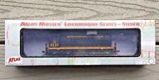 ATLAS 1/87 HO CANADIAN NATIONAL S-2 LOCOMOTIVE ROAD # 8116 ITEM # 10001890 F/S