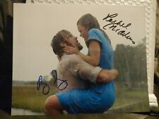 Rachel McAdams Ryan Gosling The Notebook Signed 8x10 - Autographed Photo - COA