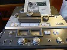 Vintage AKAI MODEL X-355D  REEL TO REEL Recorder