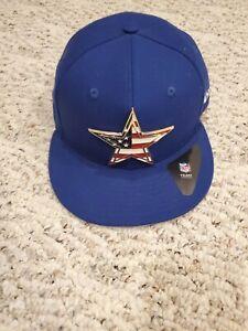 New Era Stars  Stripes 59Fifty flag Hat flag America 7 1/4 new