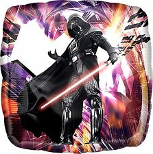 Star Wars Darth Vader Square foil balloon party decoration