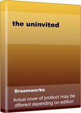 the uninvited. 5051188157043.