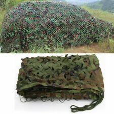 Military Surplus Camouflage Netting #SL-1682 Czech Army Camo Net 9/'x18/'