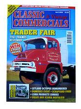 Classic and Vintage Commercials Magazine. April 2006 Vol 11  No 8