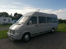 2005 VW LT 35 LWB 2.5 TDI LUXURY CAMPER VAN -MOTOR HOME 4 BERTH,SHOWER ETC