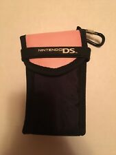 Nintendo DS Switch N Carry Case - Black And Pink