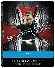RESIDENT EVIL: AFTERLIFE - Limited Edition Blu-Ray Steelbook -
