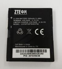 NEW OEM ZTE Li3709T42P3h453756 Verizon Salute F350 BATTERY 900mAh