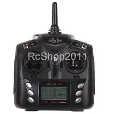 Walkera 7CH 2.4G DEVO-7E DSSS Radio Control Transmitter 7 Channel US SHIP FAST