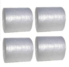 4- Rolls of 12 inch wide Bubble Cushioning Wrap 3/16 SMALL BUBBLES 300 Ft