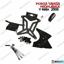 PORTATARGA + LUCE TARGA YAMAHA TMAX T-MAX T MAX 2008