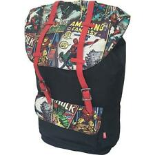 Marvel Comics - Comic Book Urban Backpack / Rucksack - New & Official With Tag