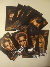 36-teiliges Set Graz 99ers 2016/17 Autogrammkarten set team issued postcard