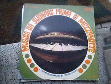 """LP 12"""" L'ORGANO HAMMOND DI DORSEY DODD MUSICA DA SUONARE PRIMA DI MEZZANOTTE"""
