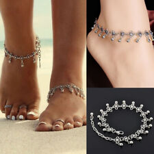 Chain Foot Jewelry Ankle Bracelet Vintage for Women Ladies Anklets Ankle