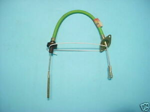 Fiat 128 New Clutch Cable  CA06002