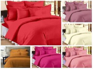 Luxury Sheets 600 TC Hotel Style Egyptian Cotton 6 Piece Bed Sheet Set