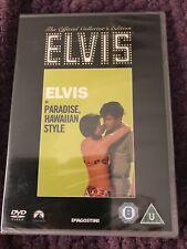 Paradise Hawaiian Style Elvis Brand New And Sealed Dvd