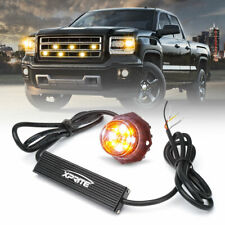 Xprite Hide-A-Way LED Emergency Strobe Light for Headlight Internal Mounting-1PC