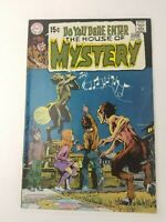 House Of Mystery #186 DC Comics 1970 Horror