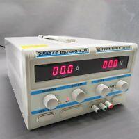 1Pc New High-power Adjustable DC Regulated Power Supply KXN-3050D 220V KXN 3050D