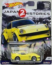 Hot Wheels 2018 - Car Culture - Japan Historics 2 03/05 - Nissan Fairlady Z